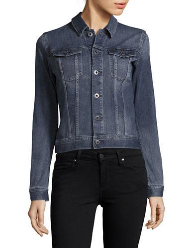 Ag Jeans Robyn Denim Jacket-BLUE-Large 89061075_BLUE_Large