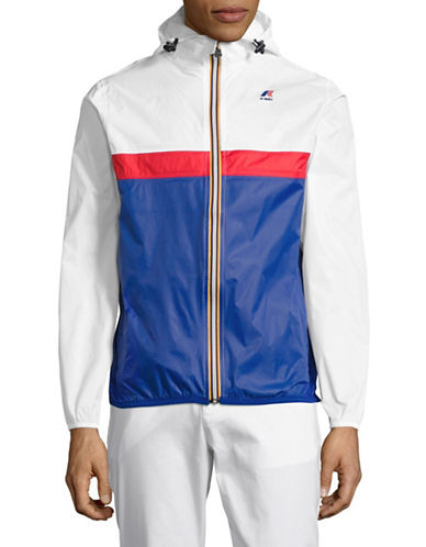 K-Way Claude 3.0 Colourblock Jacket-WHITE-X-Large 88991763_WHITE_X-Large
