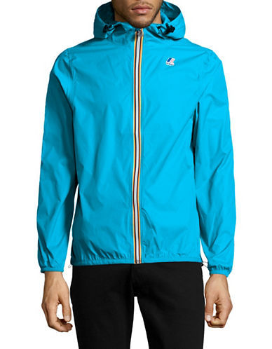 K-Way Claude 3.0 Packable Jacket-BLUE-Medium 88991751_BLUE_Medium