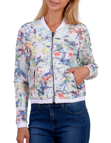Lola Jeans Lucy Bomber Jacket-NO COLOUR-Medium