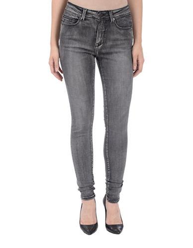 Lola Jeans Alexa Skinny Jeans-CHARCOAL-33