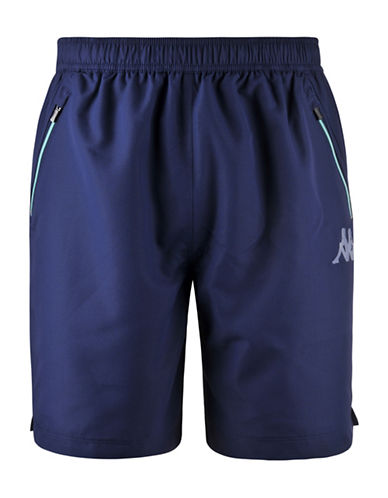 Kappa Kombat Wyumen Training Shorts-BLUE-Medium 88322611_BLUE_Medium