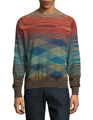 Missoni Printed Wool Sweater 90331658