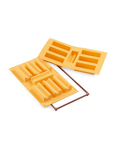 Silikomart Silicone Marsigliese Cake Moulds-YELLOW-One Size
