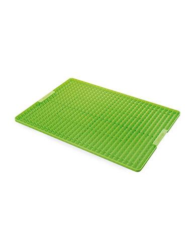 Silikomart Platinum Silicone Large Crispy Mat-GREEN-One Size