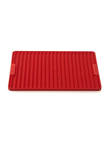 Silikomart Platinum Silicone Small Crispy Mat-RED-One Size