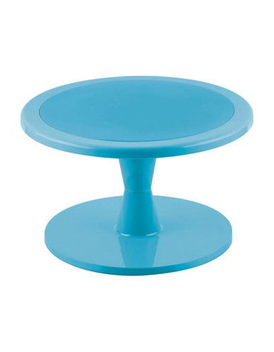 Silikomart Hula Up Small Cake Stand-BLUE-One Size