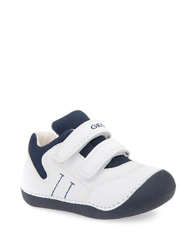 Geox B Tutim Crawl Sneakers-BLUE-6.5