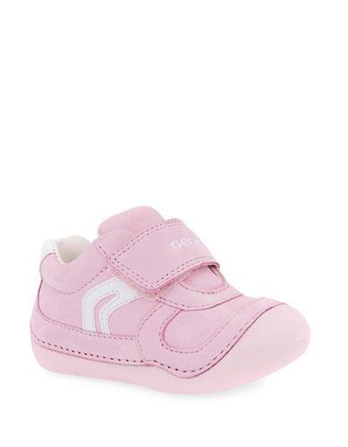 Geox B Tutim Crawl Sneakers-PINK-7