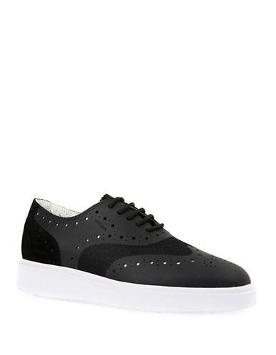 Geox Thymar Flatform Sneakers-BLACK-EUR 40/US 10
