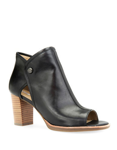 Geox Callie Ankle Boots-BLACK-EUR 39/US 9