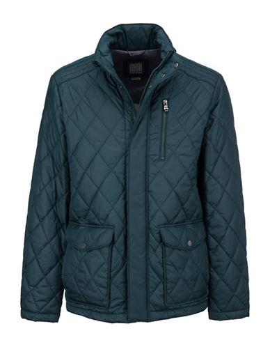 Geox Tear-Resistant Puffer Jacket-GREEN-52
