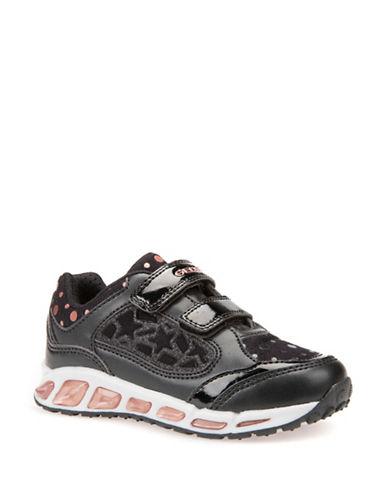 Geox Shuttle Respira Sneakers-BLACK-3
