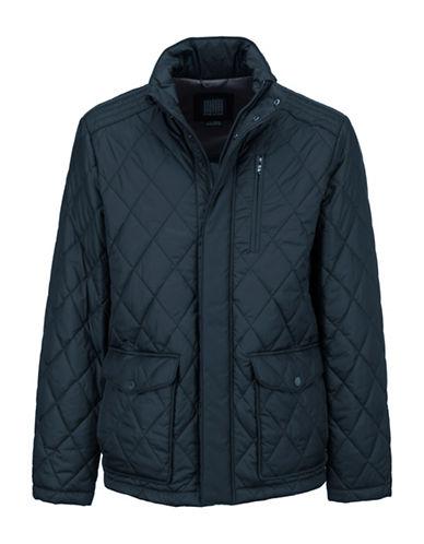 Geox Tear-Resistant Puffer Jacket-NAVY-52