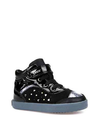Geox Kiwi Respira High-Top Sneakers-BLACK-8