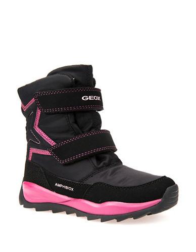 Geox Orizont ABX Star Respira Winter Boots-BLACK-3