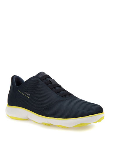 Geox Nebula Slip-On Sneakers-NAVY-EU 46/US 13