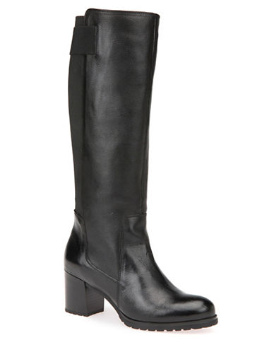 Geox New Lise Knee-High Boots-BLACK-EUR 35/US 5