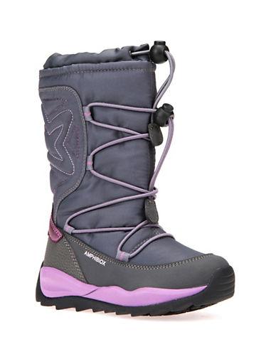 Geox Orizont ABX Respira Winter Boots-GREY-1