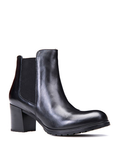 Geox New Lise Booties-BLACK-EUR 39/US 9