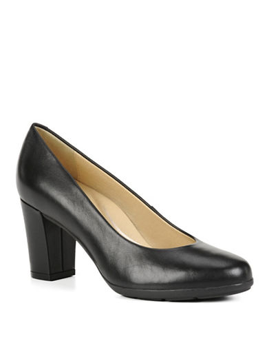Geox Annya Pumps-BLACK-EUR 40/US 10