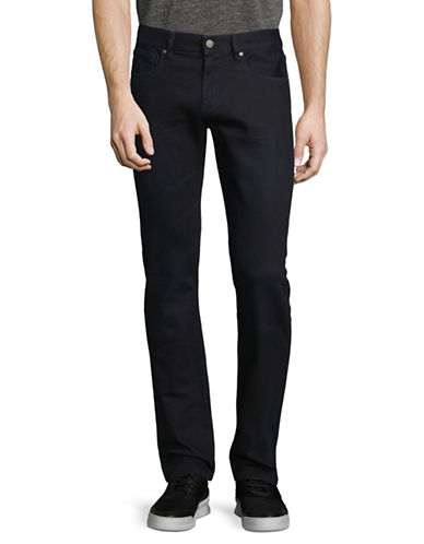 Armani Exchange Slim Fit Jeans-BLUE-34