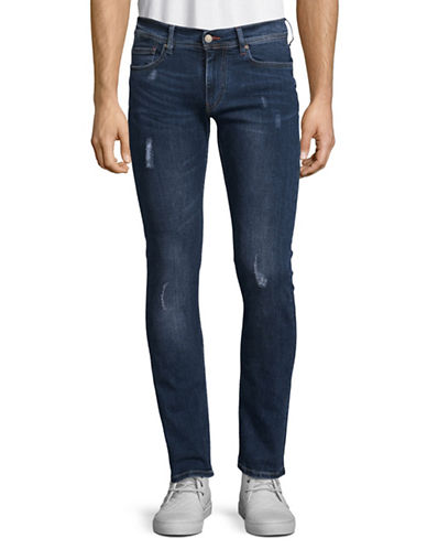 Armani Exchange Extra Slim Jeans-BLUE-32