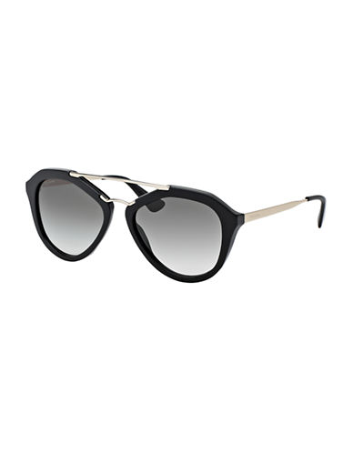 Prada Catwalk Cinema   Sunglasses-BLACK-One Size