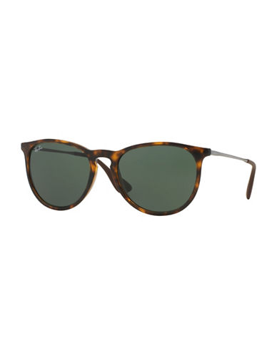 Ray-Ban 0RB4171 54mm Pilot Sunglasses-BROWN-54 mm