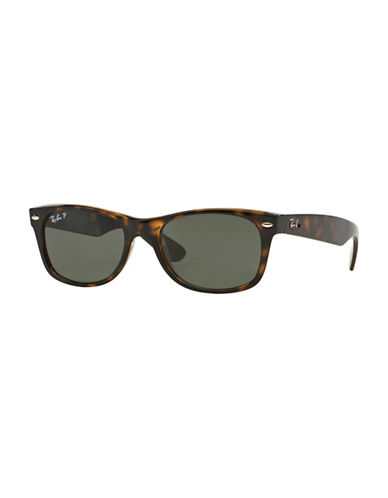 Ray-Ban Propionate 58mm  Wayfarer Sunglasses-BROWN-55 mm