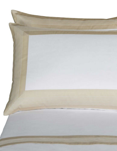 Frette Porto Pillowcase-SAND-Standard