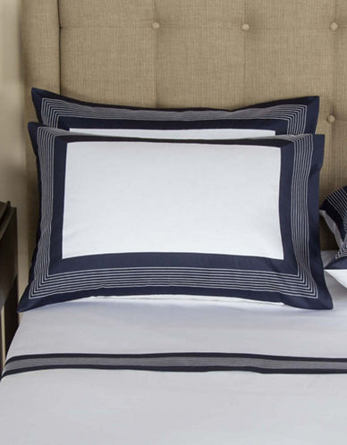 Frette Porto Pillowcase-BLUE-King