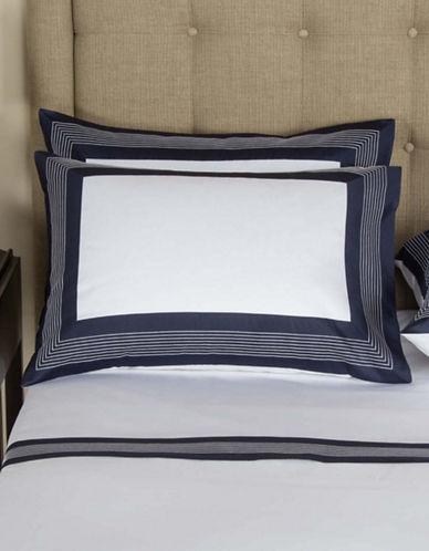 Frette Porto Pillowcase-BLUE-Standard
