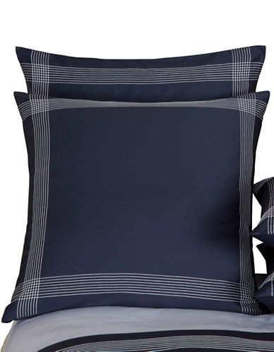 Frette Porto Euro Pillow Sham-BLUE-European