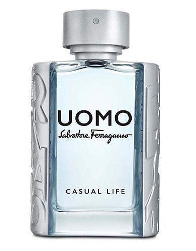 Ferragamo Uomo Salvatore Ferragamo Casual Life Eau De Toilette 50ml-0-100 ml