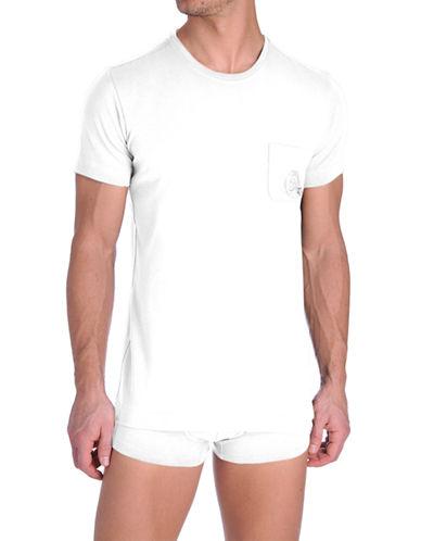 Diesel Randal TShirt-WHITE-X-Large 87298475_WHITE_X-Large