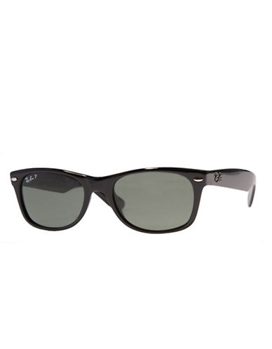 Ray-Ban 54mm Wayfarer Sunglasses-BLACK-One Size