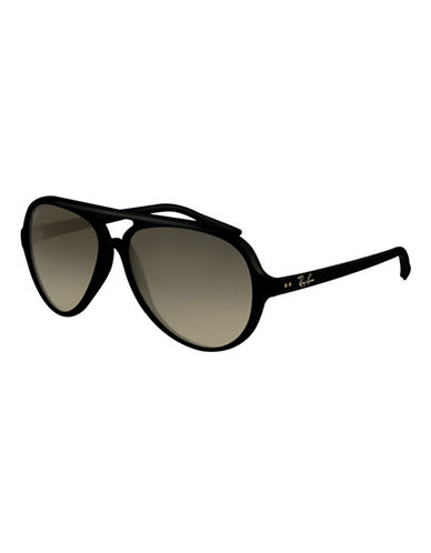 Ray-Ban Cats 5000 Sunglasses-BLACK-One Size