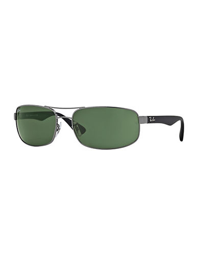 Ray-Ban Square Aviator-BROWN-One Size