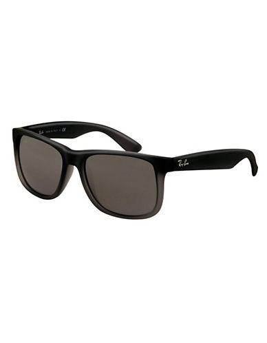 Ray-Ban Justin Sunglasses-GREY-One Size