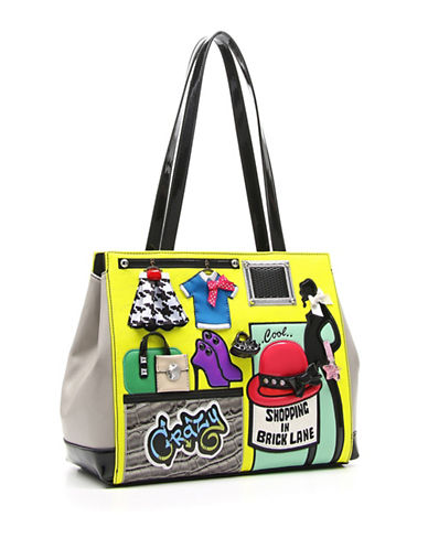 Tua By Braccialini Shopping on Brick Lane Tote-MULTI-One Size
