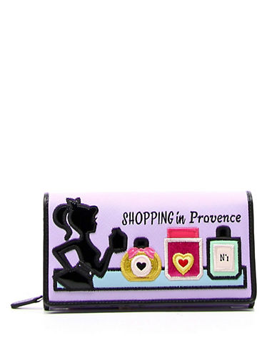 Tua By Braccialini Shopping in Provence Wallet-MULTI-One Size