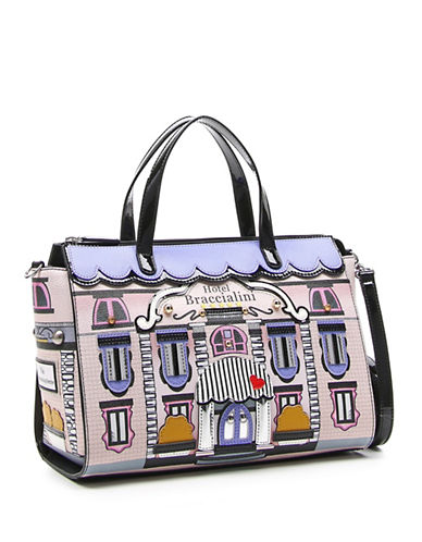 Tua By Braccialini Hotel Large Satchel-MULTI-One Size