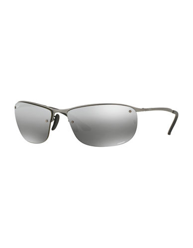 Ray-Ban Chromance Active Sunglasses-GREY-One Size
