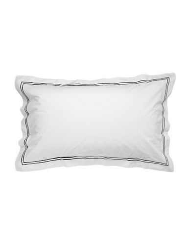 Frette Hotel Classics Cotton Pillowcase-GREY-King