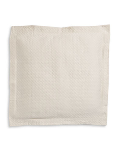 Frette HC Melody Euro Sham-NATURAL-European