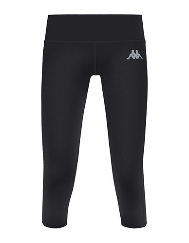 Kappa Kombat Viffin Athletic Pants-BLACK-Large 88290877_BLACK_Large