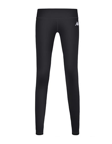 Kappa Kombat Viblem Athletic Pants-BLACK-X-Small 88290911_BLACK_X-Small
