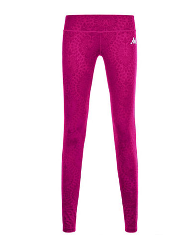 Kappa Kombat Viblem Sublimatic Print Athletic Pants-PINK-Small 88290921_PINK_Small