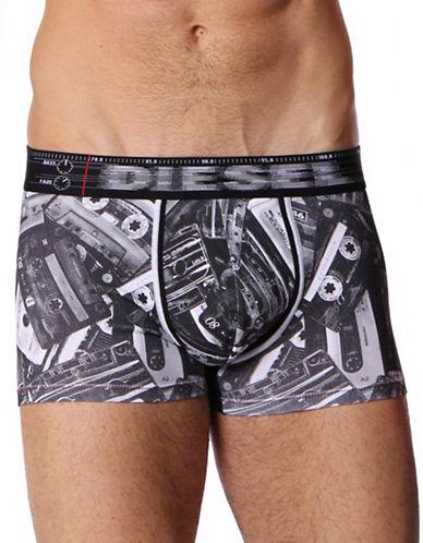 Diesel Damien Boxer Shorts-WHITE-Large